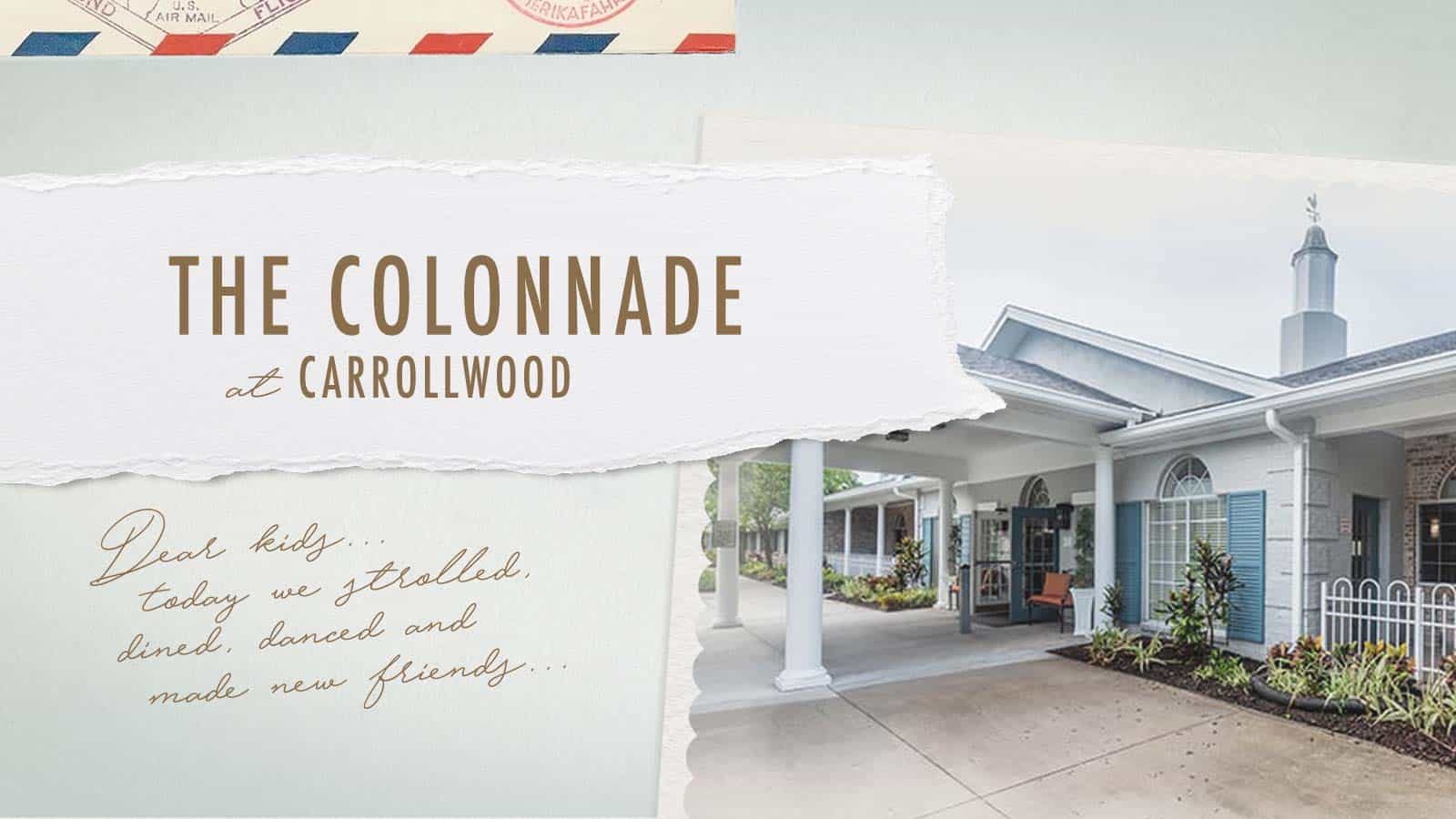 The Colonnade at Carrollwood